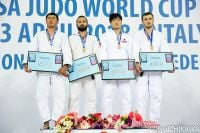 South Korea claim five gold medals at IBSA Judo Grand Prix in Antalya