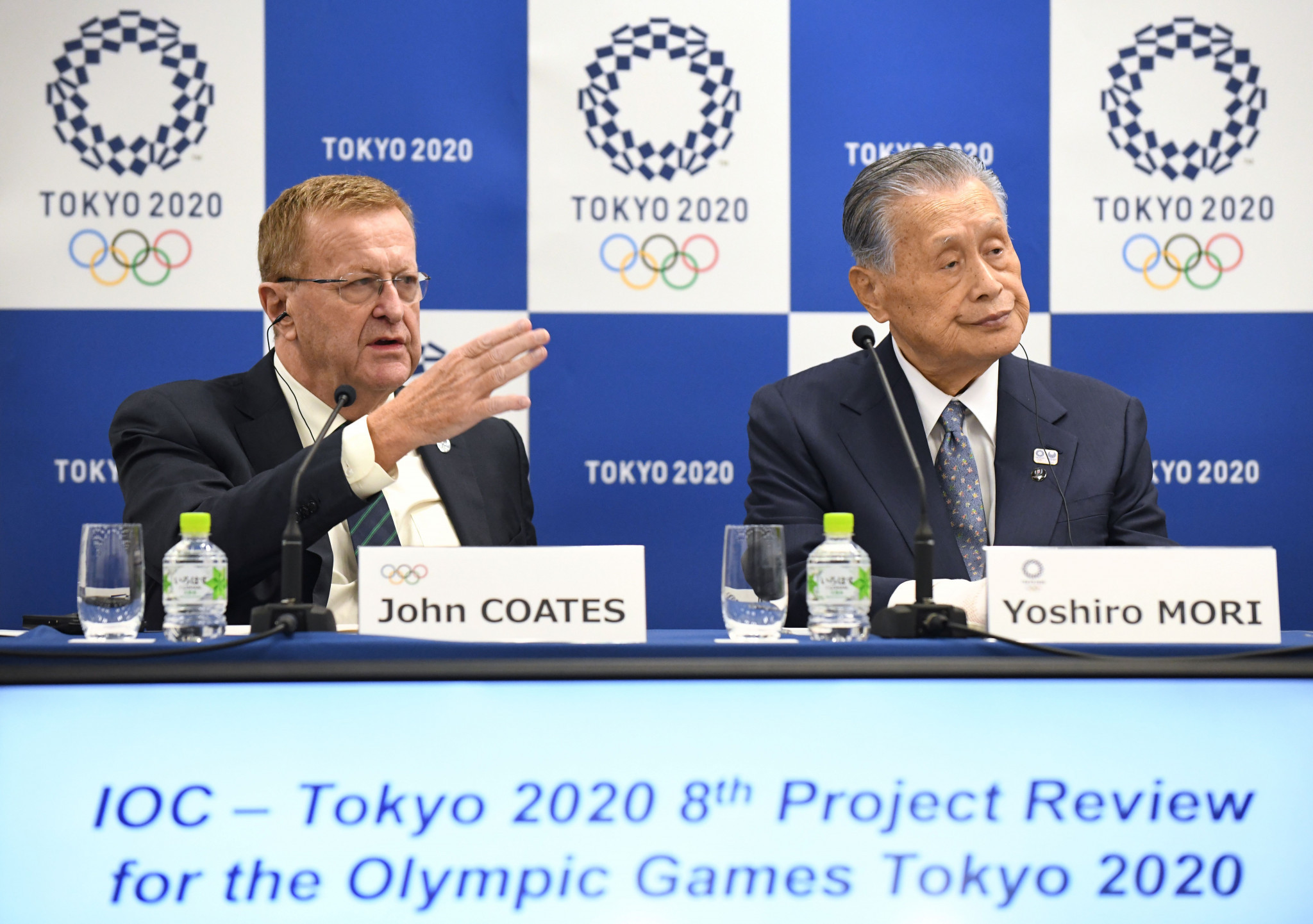 "The IOC will stay ""politically neutral"" towards North Korea's involvement at the Tokyo 2020 Olympic Games, Coordination Commission chairperson John Coates has claimed ©Getty Images"