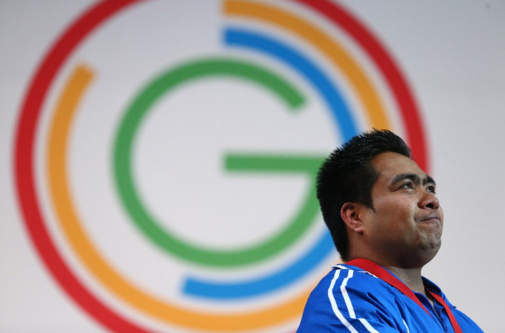 Commomwealth Games weightlifting champion David Katoatau has issued a call for the world to help his native Kiribati ©Getty Images