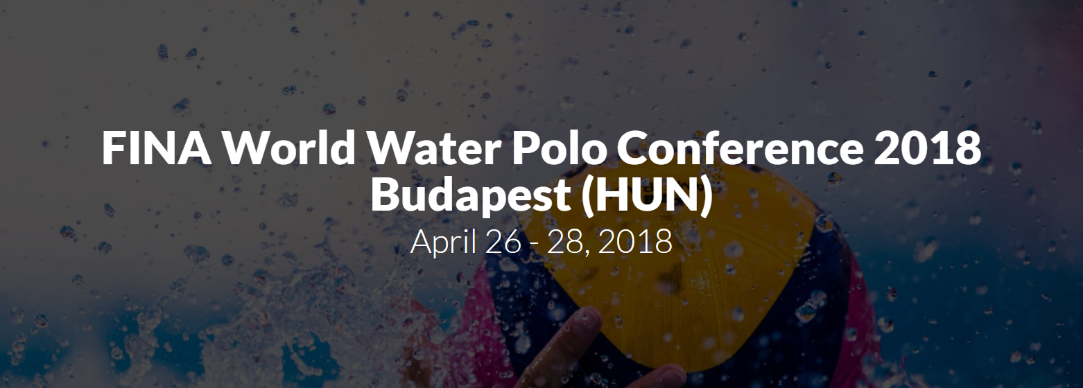 The International Swimming Federation World Water Polo Conference is scheduled to take place in Budapest this week ©FINA