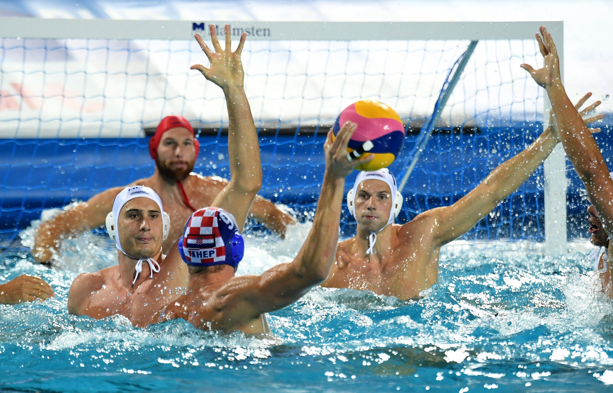 Water polo is the oldest Olympic team sport ©Getty Images