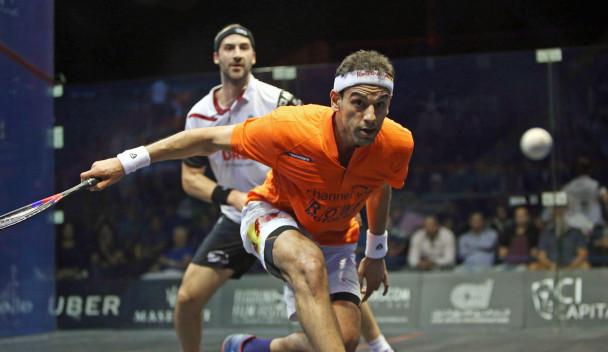 World number one ElShorbagy through to semi-finals of El Gouna International
