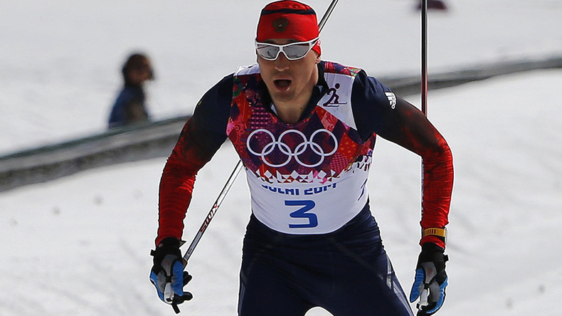 Olympic cross-country gold medallist Alexander Legkov was afforded the principle of individual justice by CAS ©Getty Images