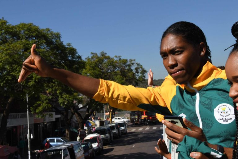 South African medallists from Gold Coast 2018 Commonwealth Games honoured in Pretoria