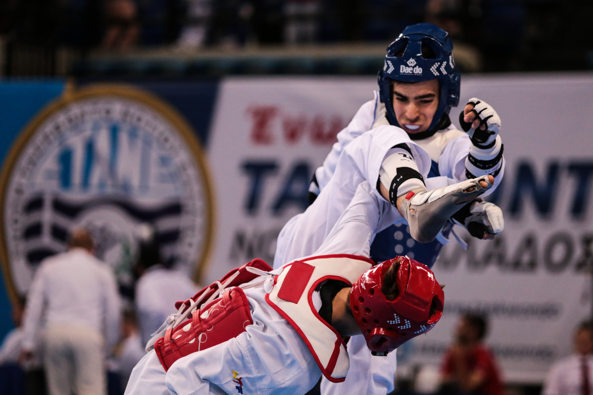 World Taekwondo Europe urged to join future multi-sport European Championships