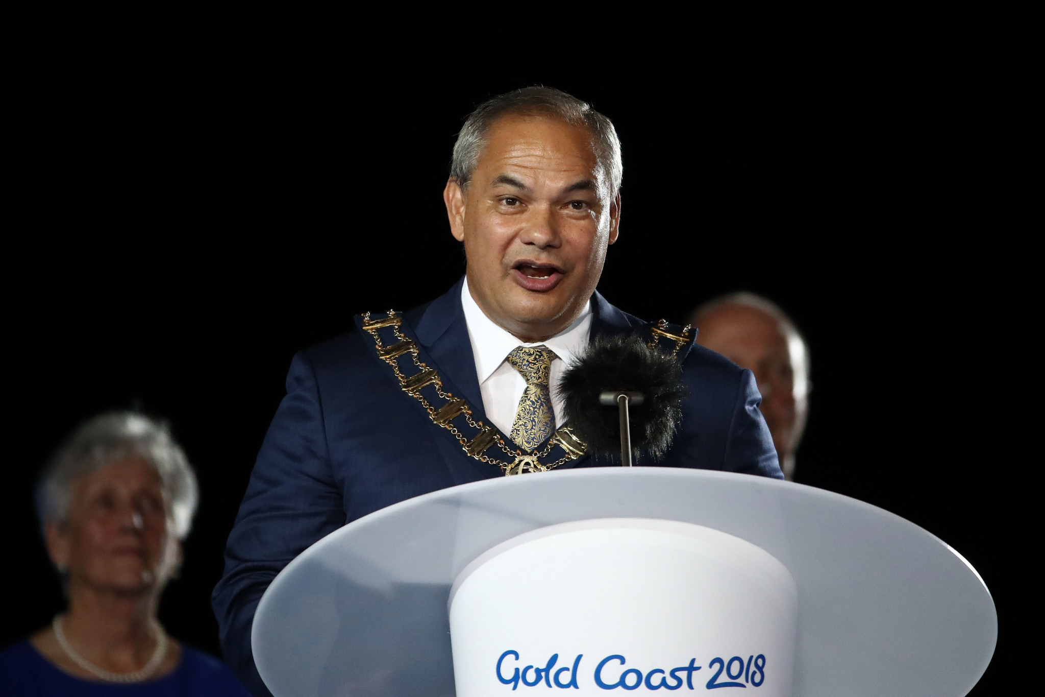 Gold Coast Mayor hails benefits of hosting Commonwealth Games