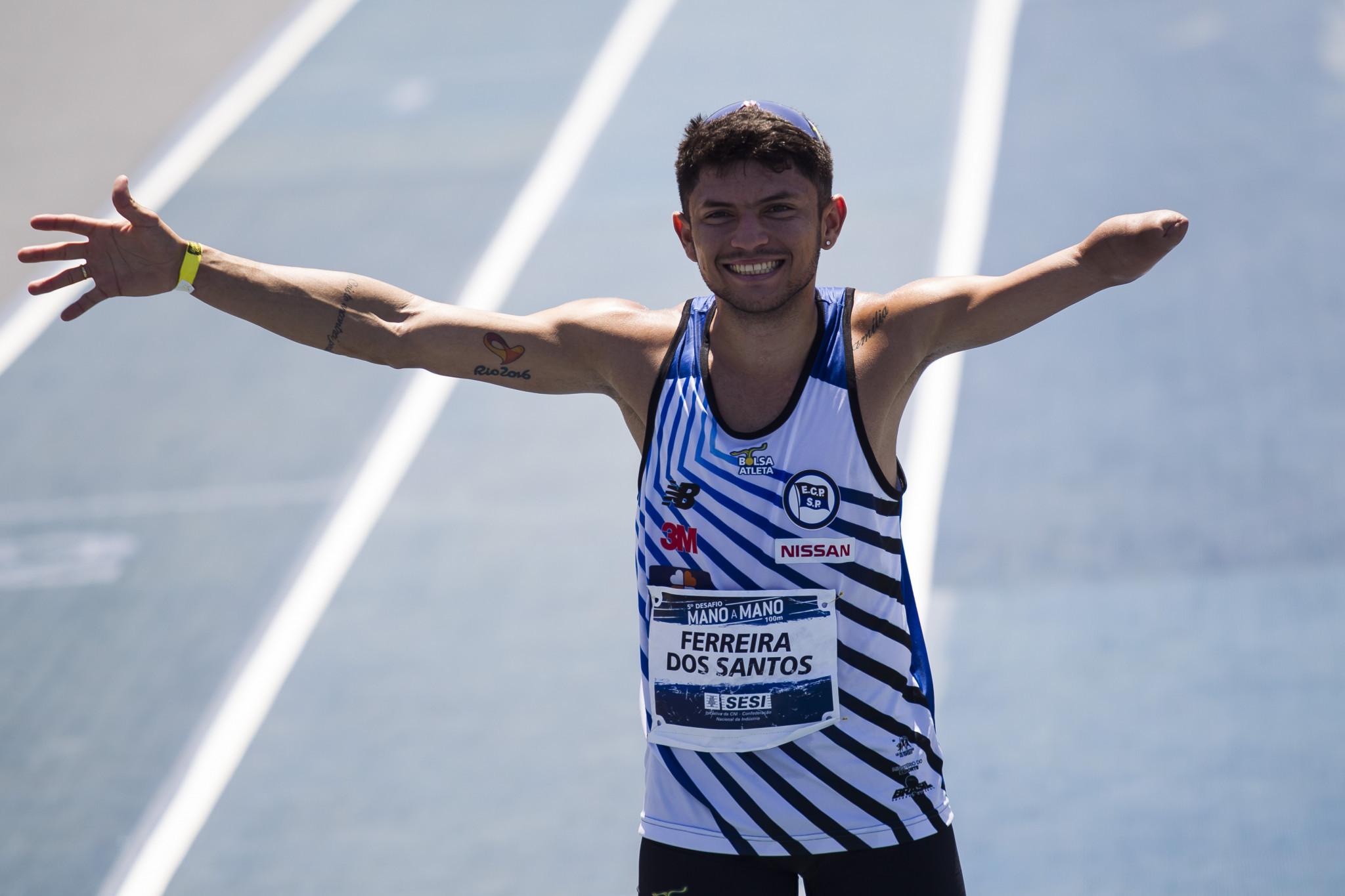 Brazilian world champions seeking home success at World Para Athletics Grand Prix