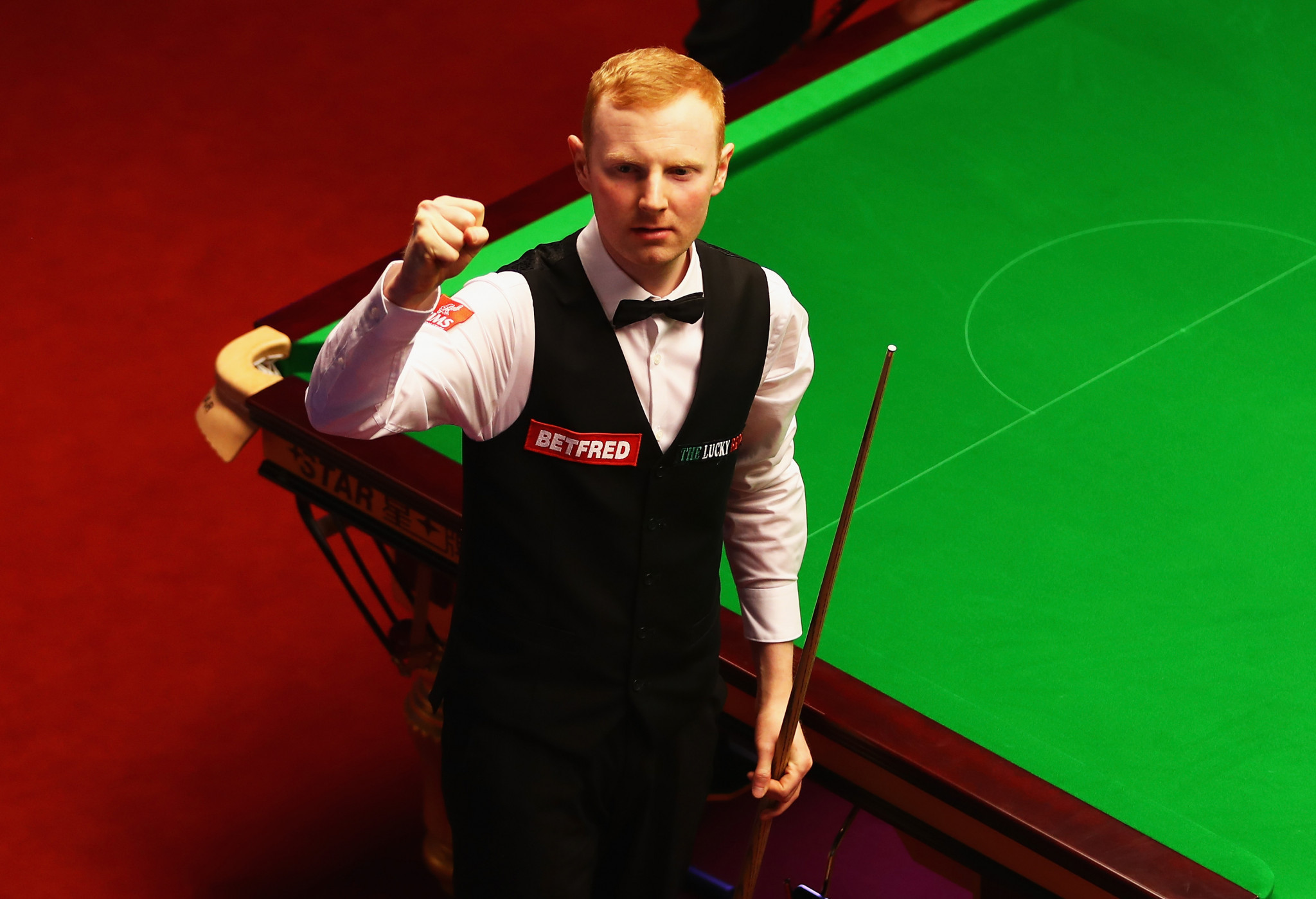McGill produces impressive comeback to reach second round of World Snooker Championships