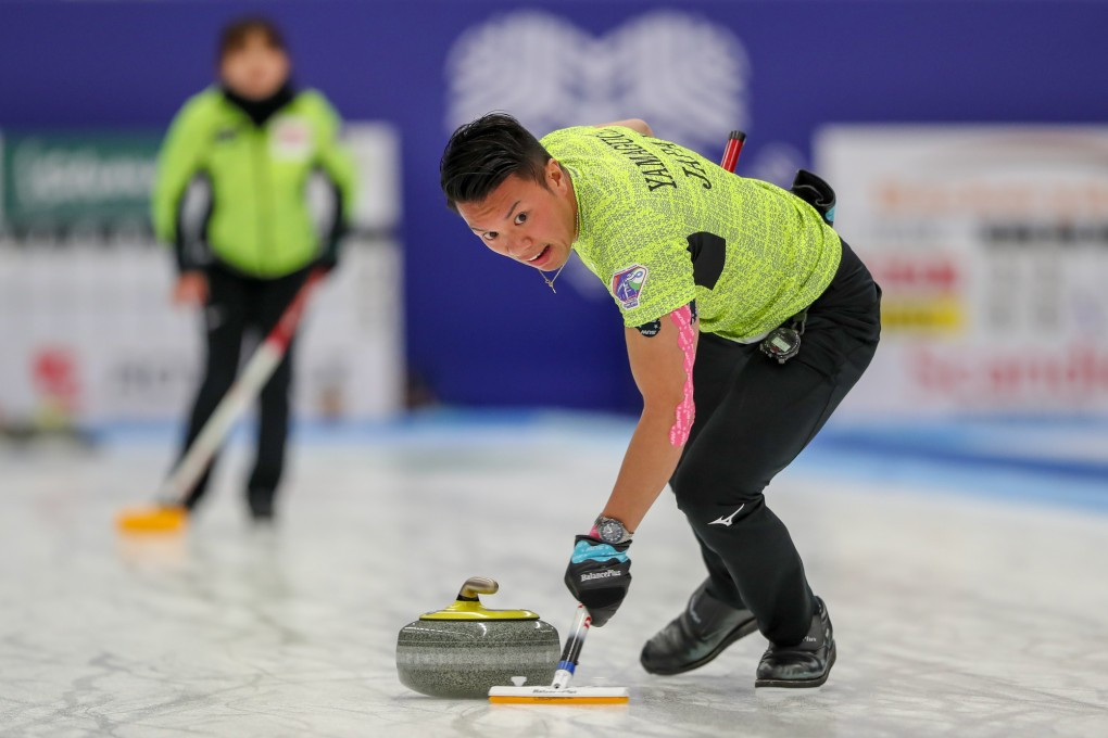 Hosts Japan were among the successful teams today in Sweden ©World Curling