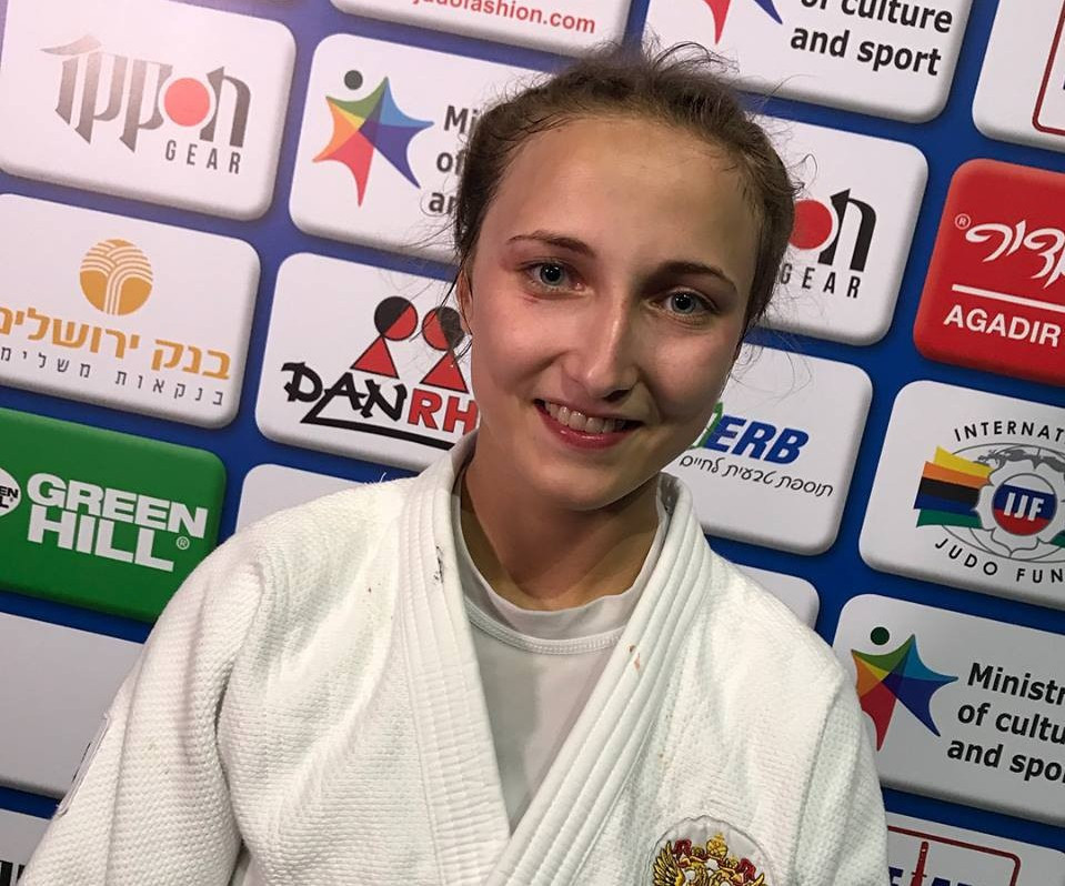 Russia dominate opening day of European Judo Championships