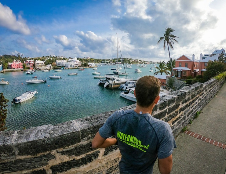 Duffy seeking home success at Bermuda leg of World Triathlon Series