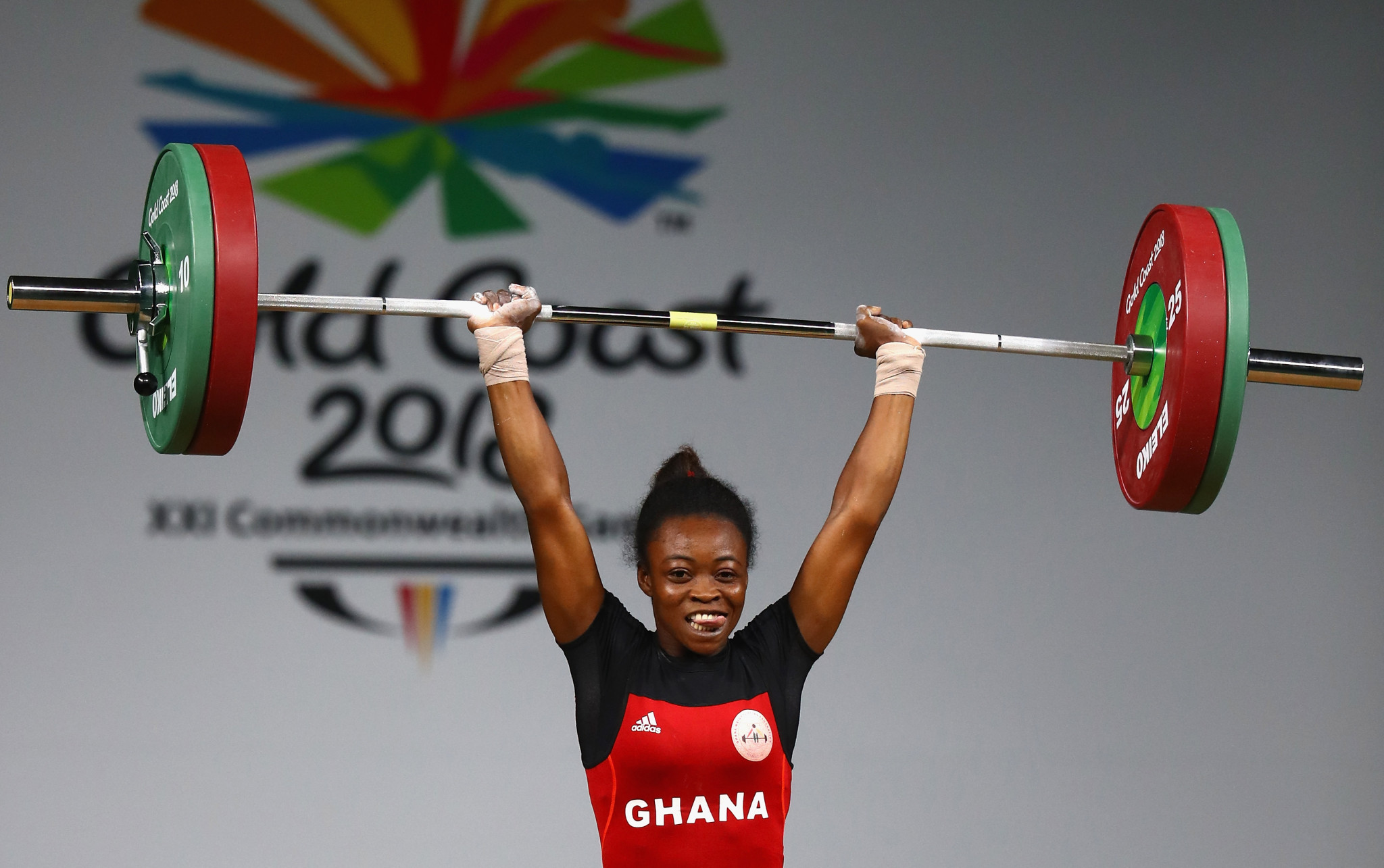 Ghanaian weightlifter fails to return home after Gold Coast 2018