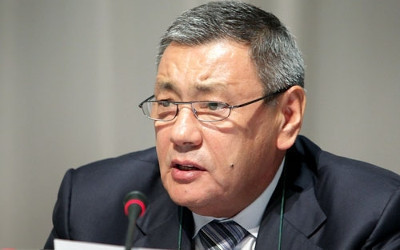 Gafur Rakhimov has been urged by the IOC not to stand for President ©AIBA