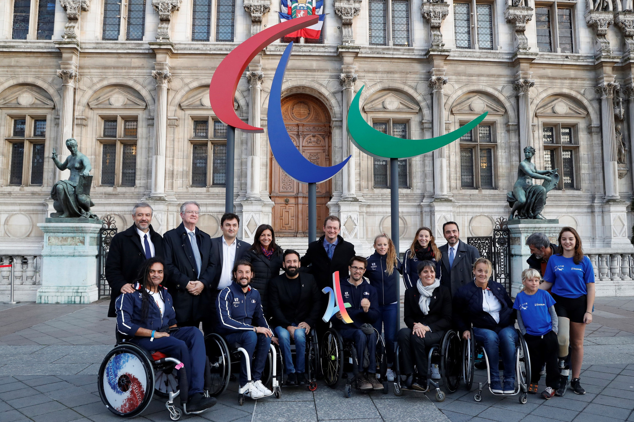 The 2024 edition of the Summer Paralympic Games will be the first to be held in France ©Getty Images
