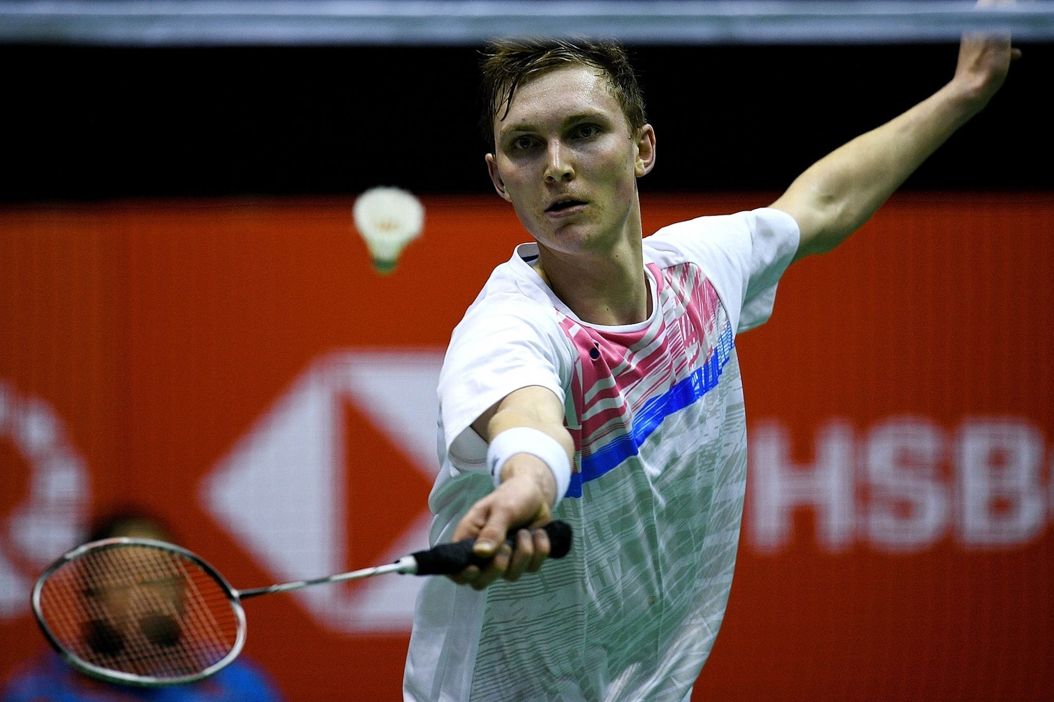 Top seed Viktor Axelsen is through to the semi-finals of the men's singles event at the European Badminton Championships ©Getty Images
