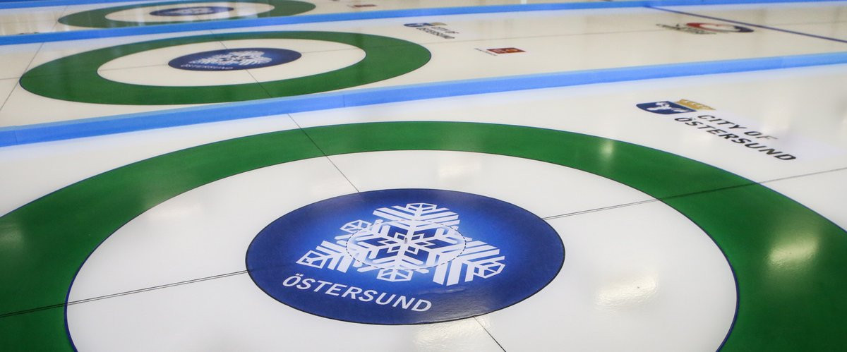 Hosts beaten at World Mixed Doubles Curling Championships