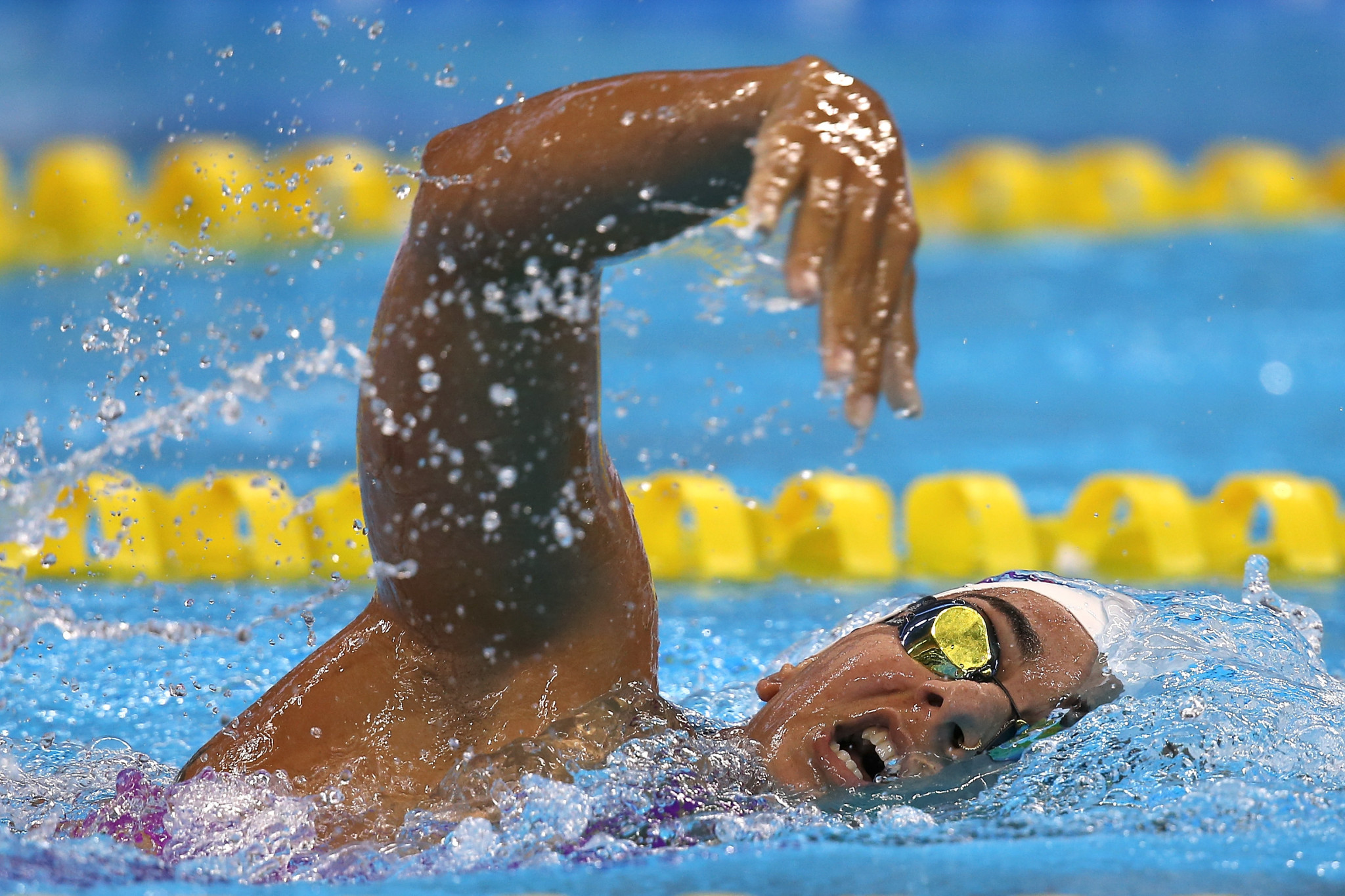 Alexandre Garrafa was the sport manager for Para-swimming at the Rio 2016 Paralympics ©Getty Images
