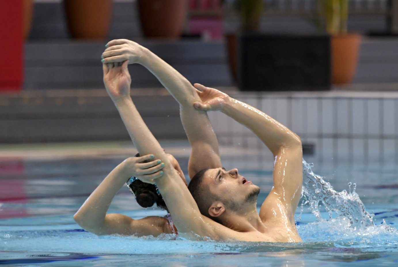 Italian artistry has audience enraptured at FINA Artistic Swimming World Series in Tokyo