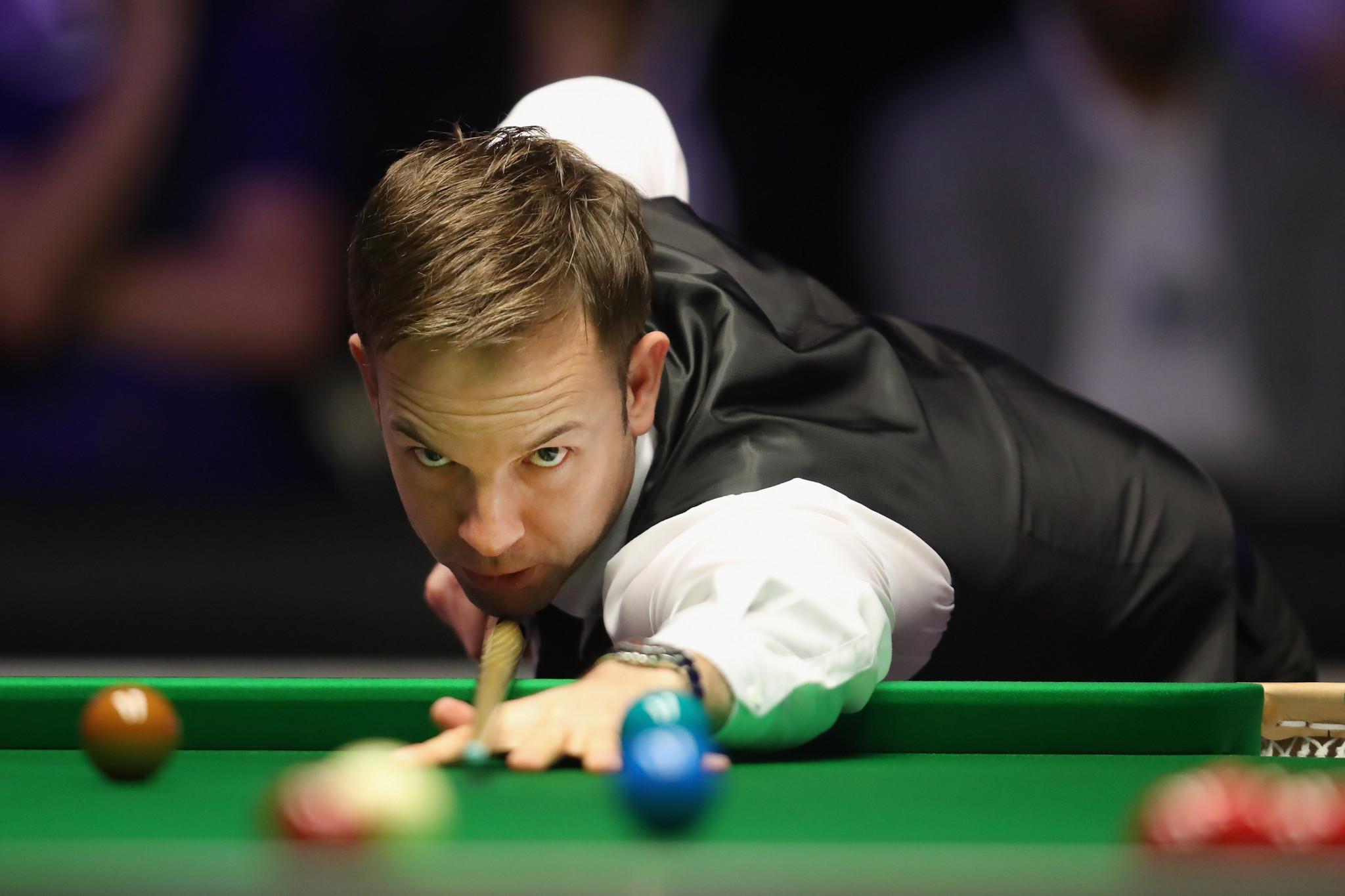 Carter eliminates five-time winner O'Sullivan from World Snooker Championships