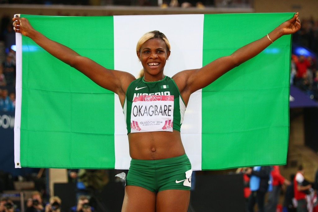 Athletics Federation of Nigeria denies that track star Blessing Okagbare has been banned from Rio 2016