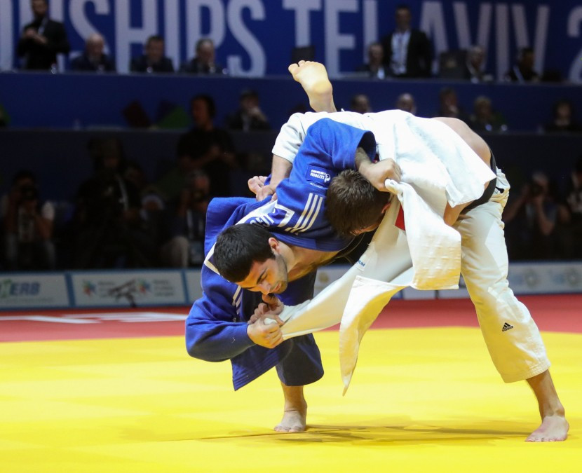 Igolnikov's gold leaves Russia top of medals table in European Judo Championships in Tel Aviv