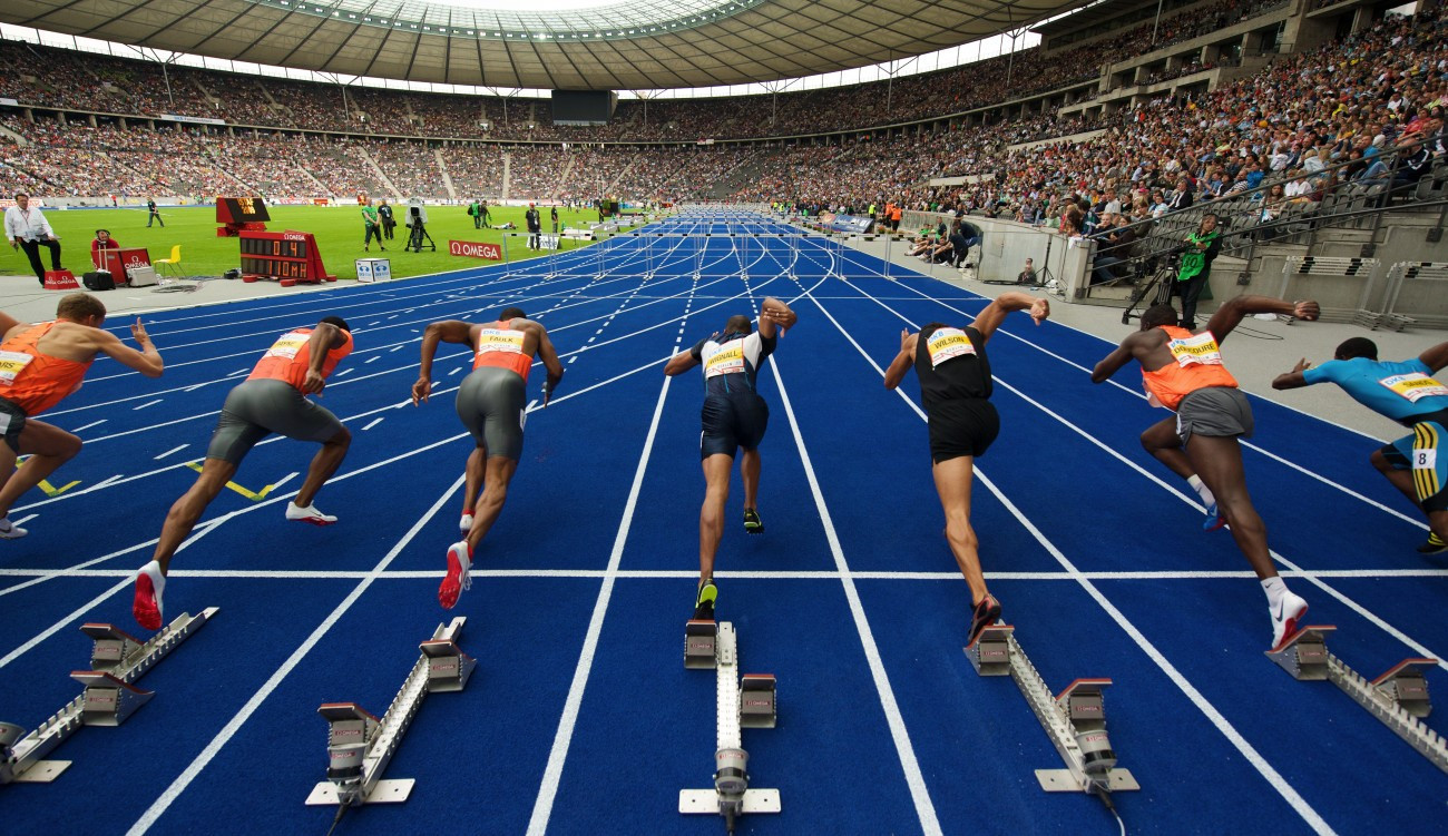Berlin's Olympic stadium - in the running for a return to the top level circuit once new criteria have been set? ©Getty Images