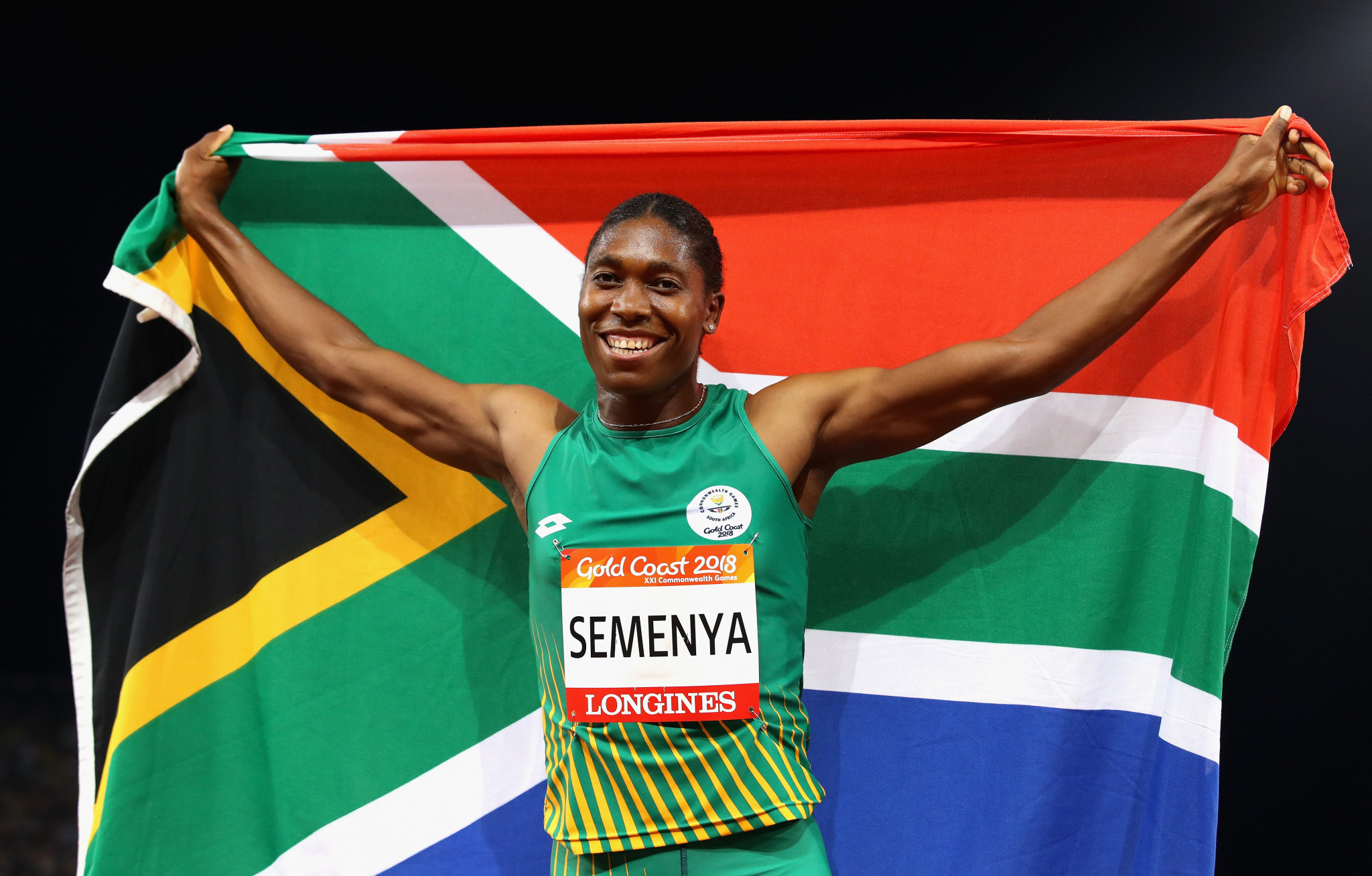 The IAAF's new regulations could mean double Olympic champion Caster Semenya is banned from competing at international level ©Getty Images