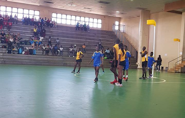Action continued today at the 2018 All-Africa Korfball Championship in Chitungwiza ©IKF