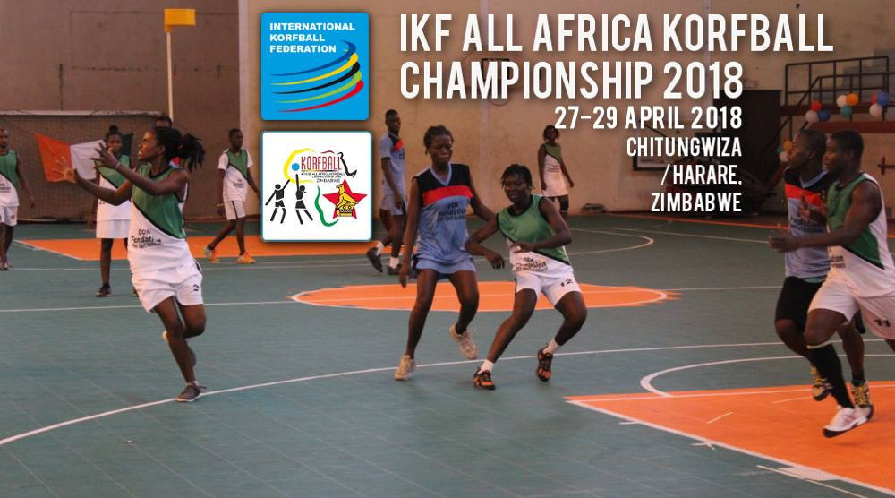 The All-Africa Korfball Championship is due to conclude tomorrow ©IKF