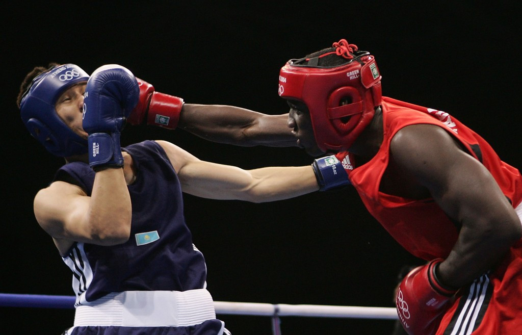 World Championships will help decide whether Rio 2016 features first men's Olympic boxing competition without headguards for 36 years