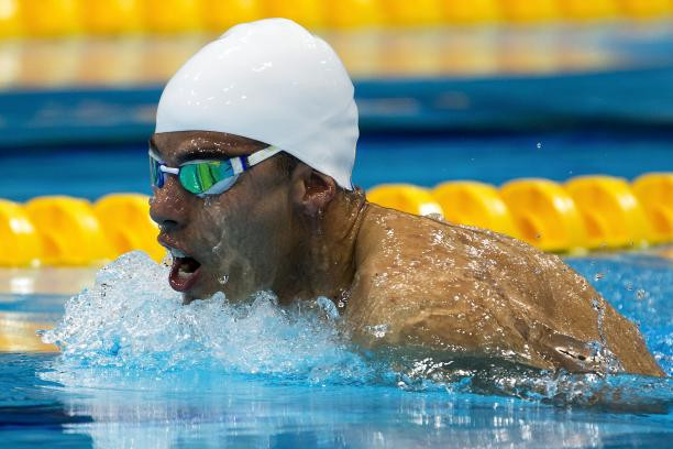 Giménez and Dias shine on final day of World Para Swimming World Series event in São Paulo