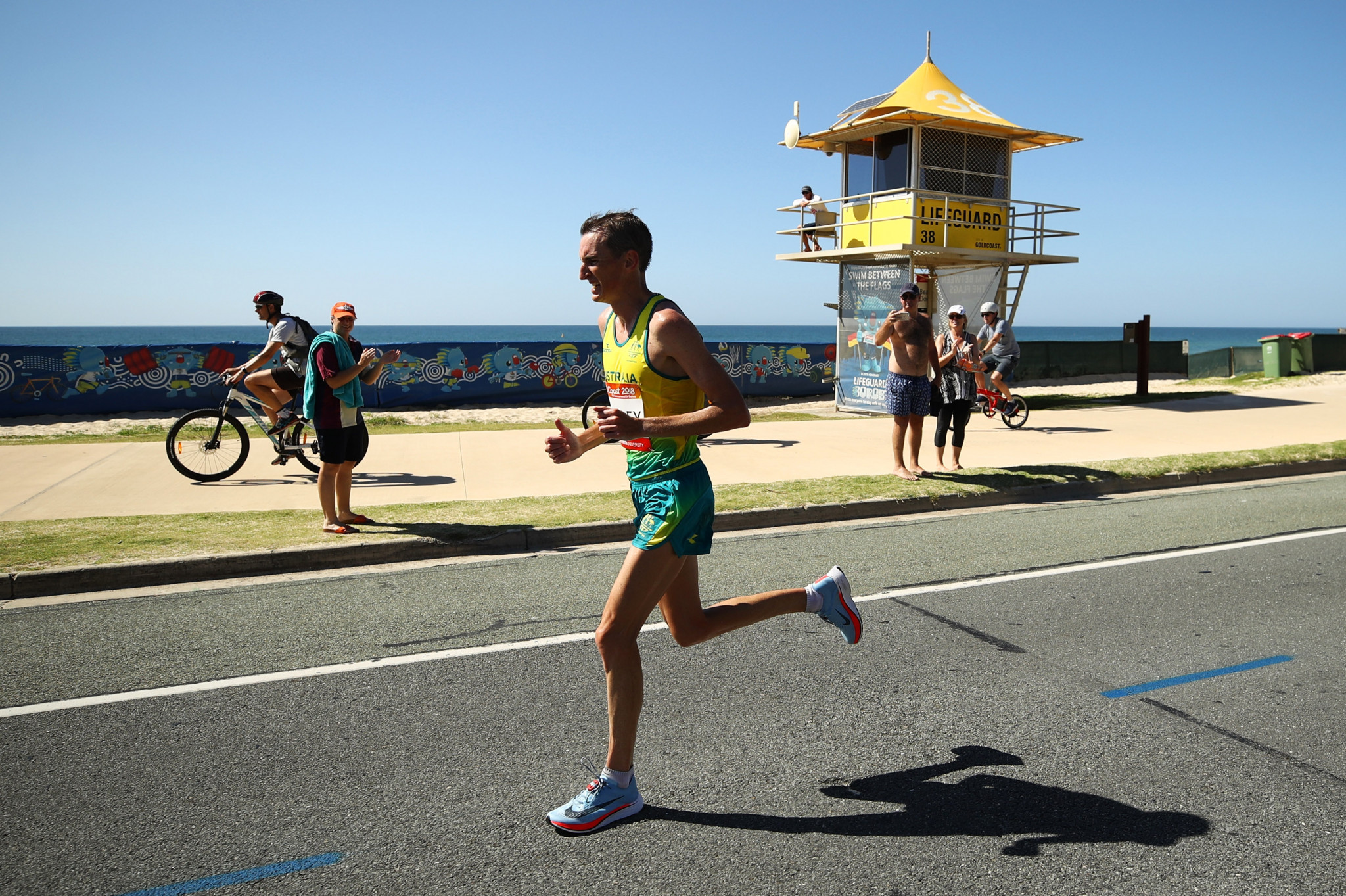 Gold Coast Marathon benefitting from Commonwealth Games effect