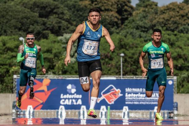Ferreira among winners as multi-class races round-off action at World Para Athletics Grand Prix