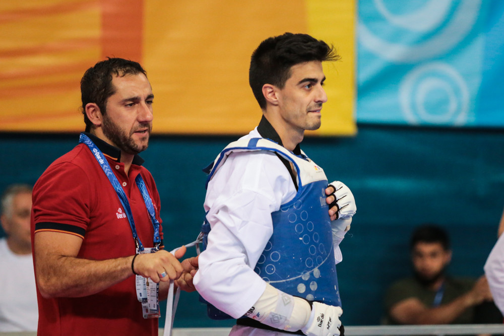 Russia claim last two gold medals on final day of World Taekwondo President's Cup for Europe region