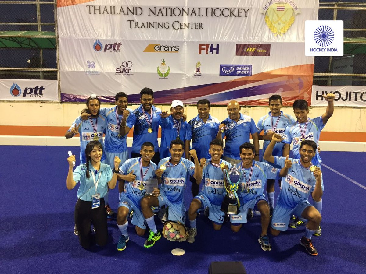 India's men and women's hockey teams qualify for Buenos Aires 2018 and are joined by Australia and Vanuatu
