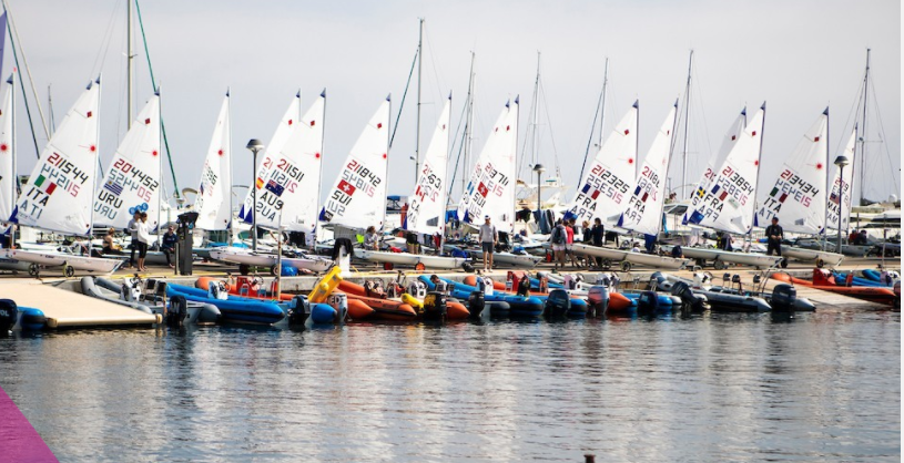 France finished top of the medals table at the Hyeres Sailing World Cup ©World Sailing