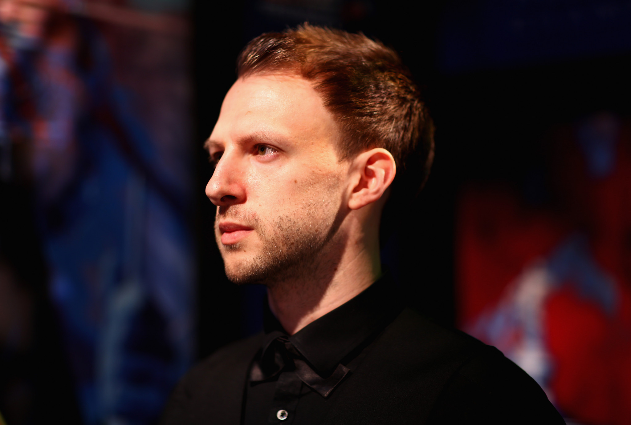 England's Judd Trump is level at 8-8 with compatriot Ricky Walden ©Getty Images