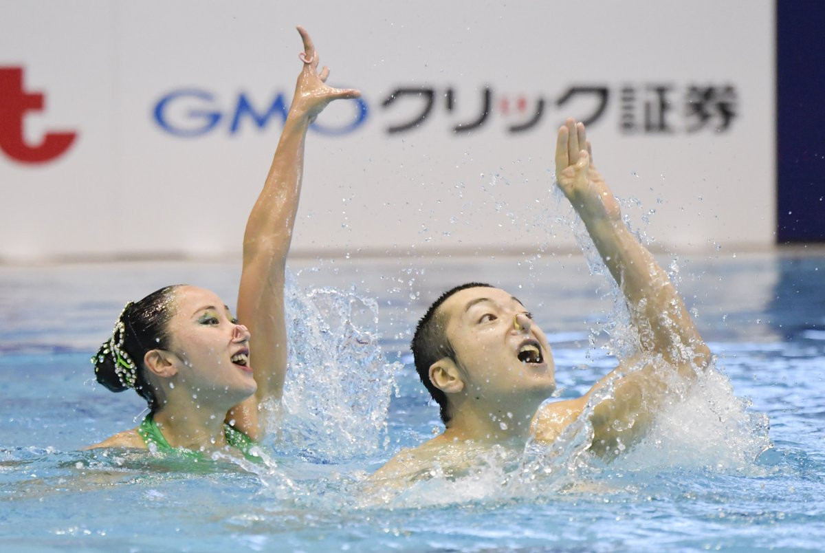 Italian world champions win second gold at FINA Artistic Swimming World Series in Tokyo