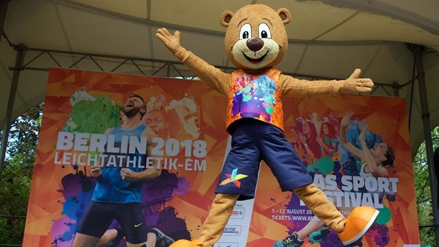 Berlino returns for 2018 European Athletics Championships in Berlin