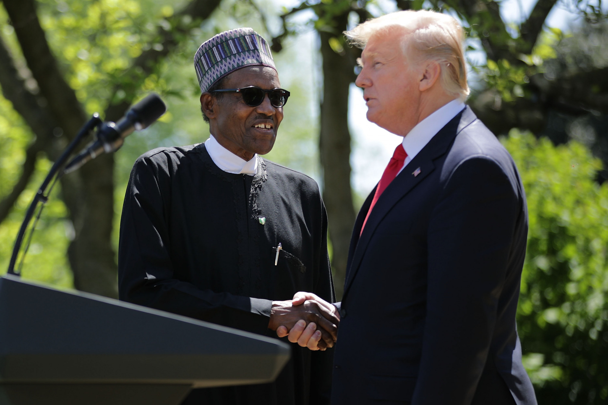 Trump ignores FIFA warning as calls on African countries to back United 2026 World Cup bid