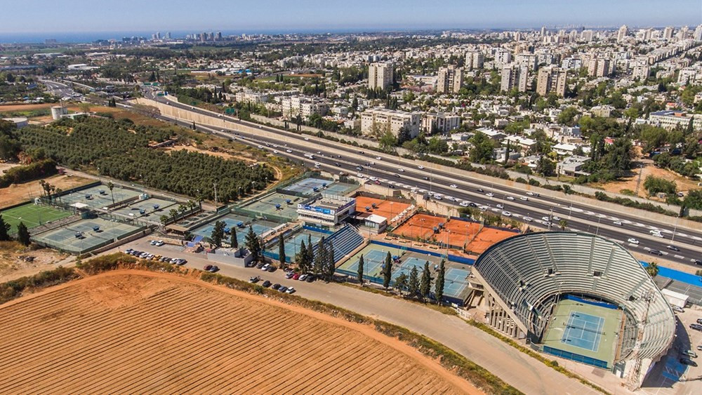Israel to host 2019 BNP Paribas World Team Cup