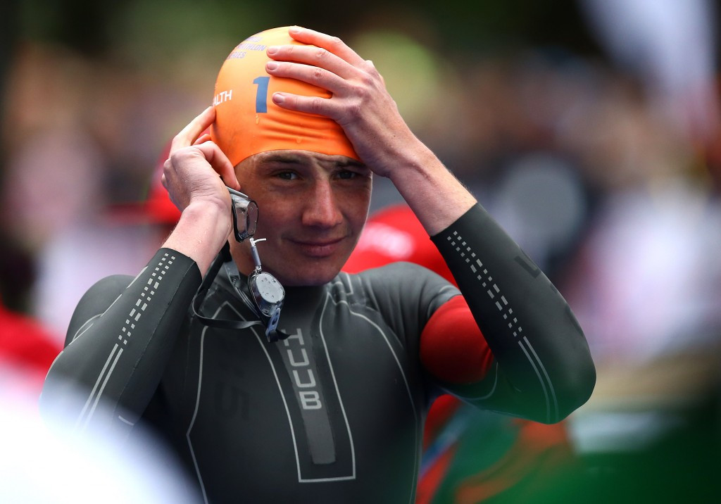 Alistair Brownlee marks return from ankle injury with World Triathlon Series win in Cape Town