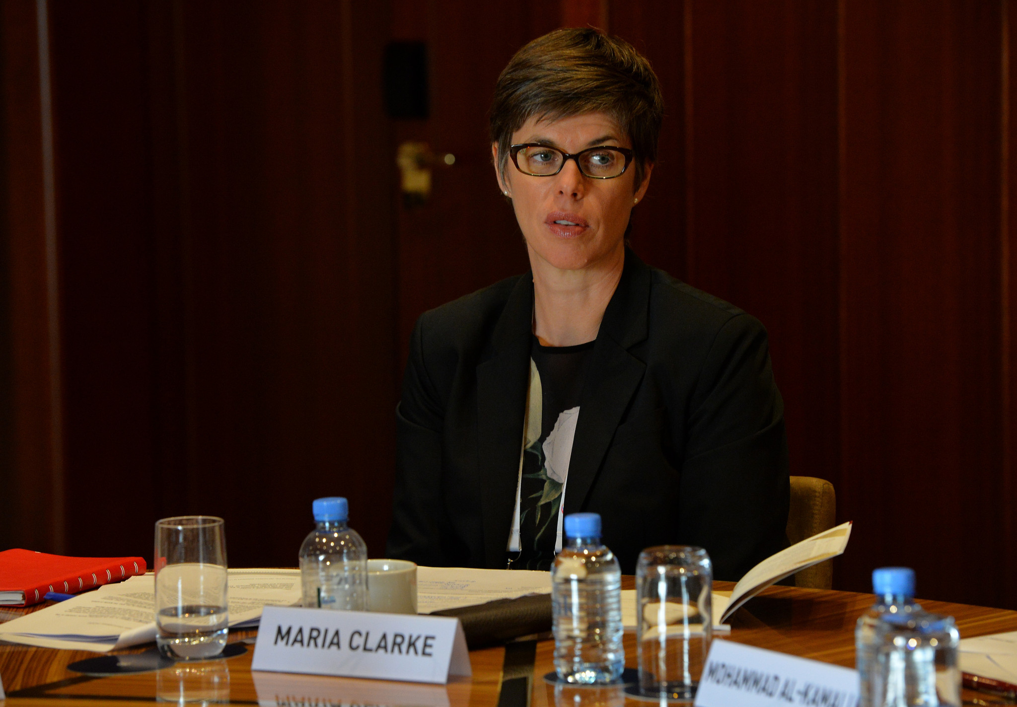 New Zealand's Maria Clarke will chair the World Sailing Governance Commission ©Getty Images