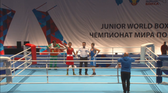 All 13 weight divisions were in action as the quarter-final bouts took place ©AIBA