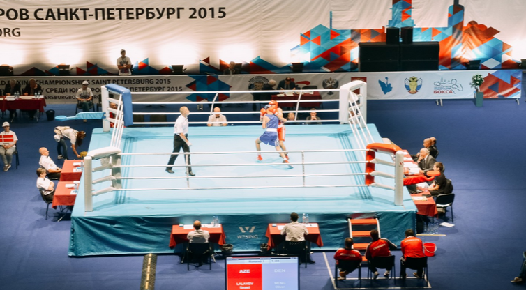 The victorious boxers in the quarter-finals all secured at least a bronze medal in St Petersburg