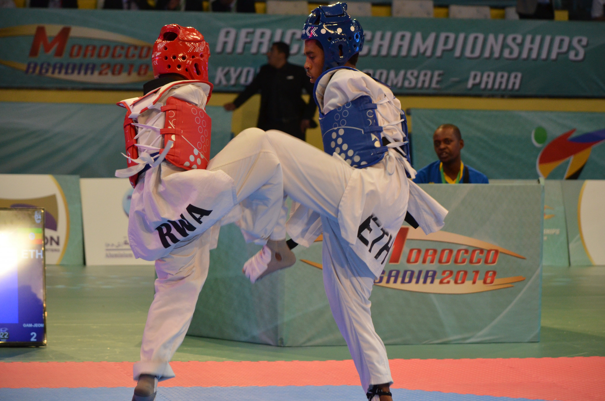 Morocco lead African surge in latest Para-taekwondo rankings