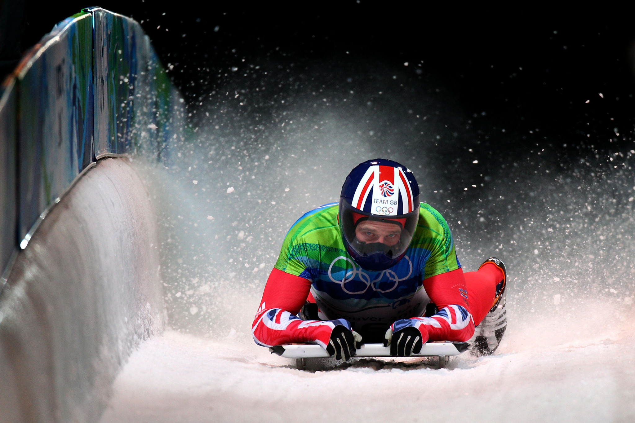 Britain's former skeleton Olympian and IOC member Adam Pengilly is seeking to remain IBSF vice-president ©Getty Images