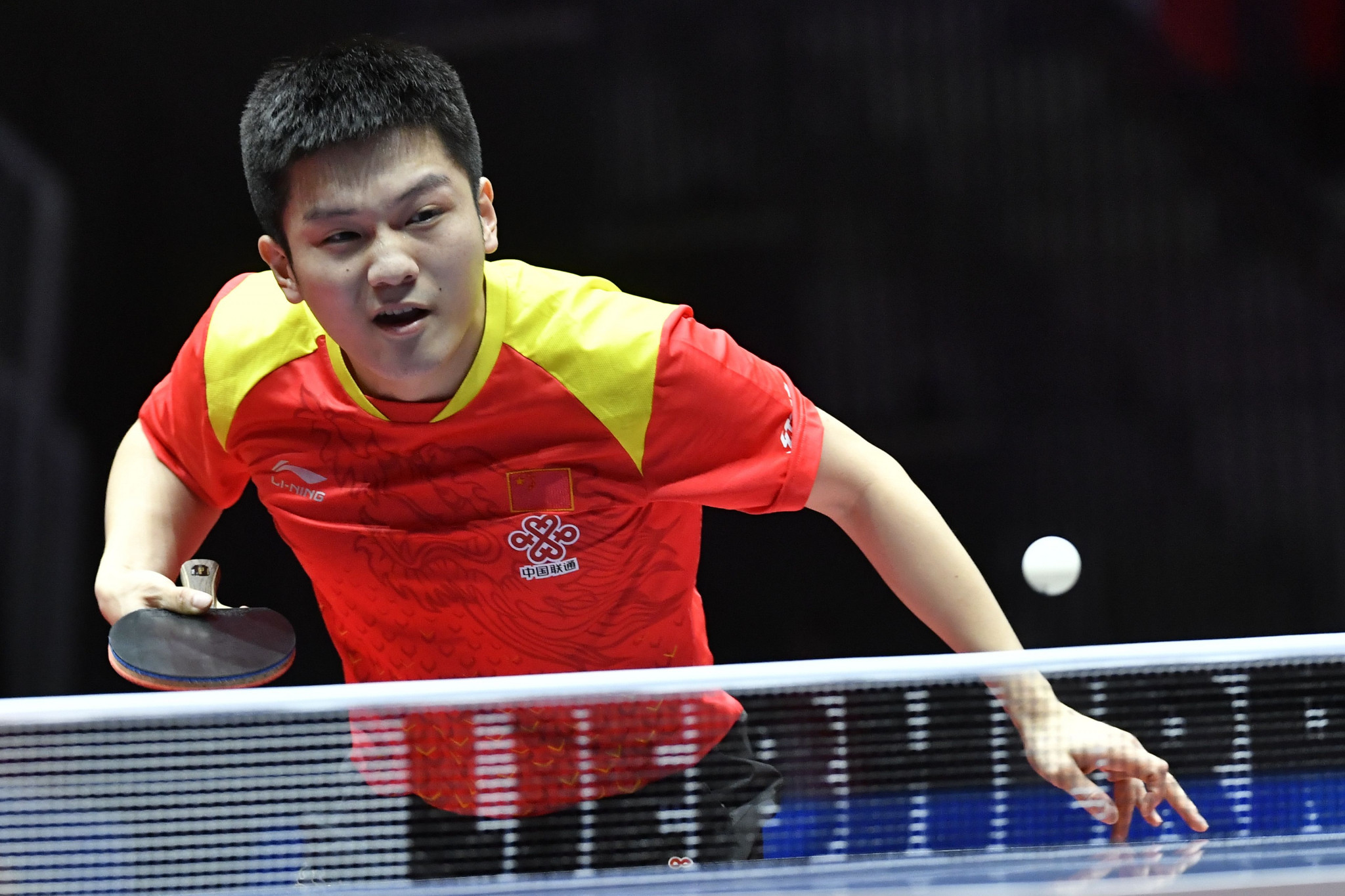 China beat Portugal to secure main draw place at World Team Table Tennis Championships