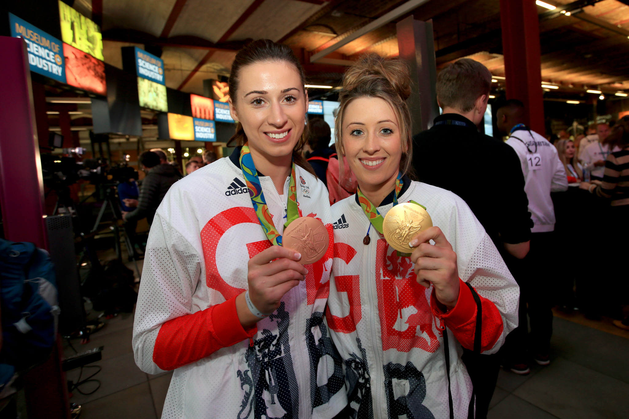Jones and Walkden in British squad for European Taekwondo Championships