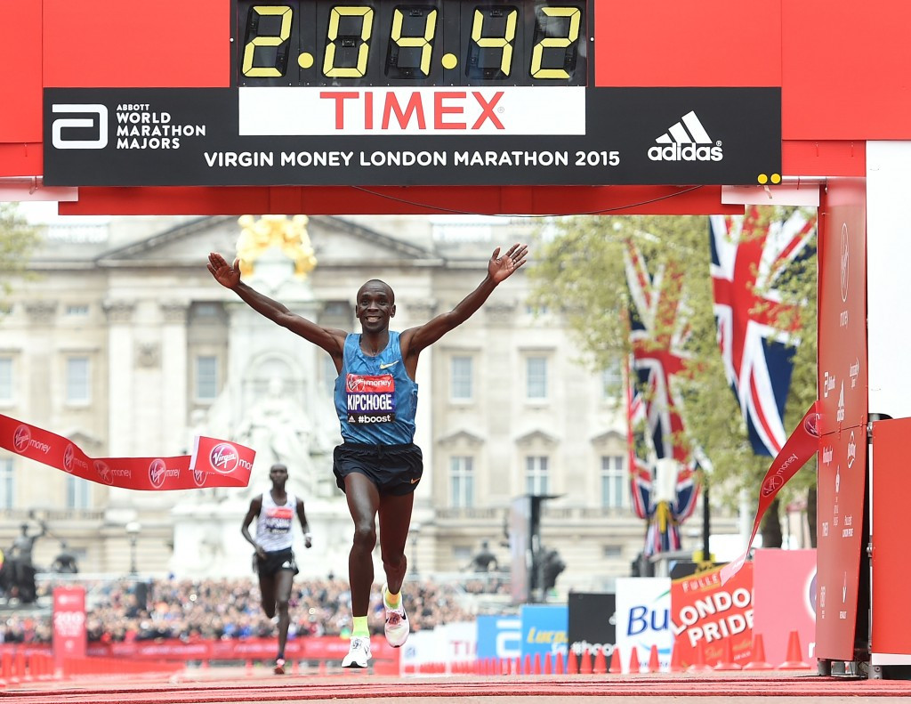 Kenya's Kipchoge and Ethiopia's Tufa claim maiden London Marathon titles